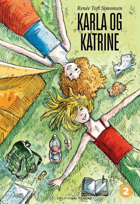renée toft simonsen Karla og katrine (e-bog) på bogreolen.dk
