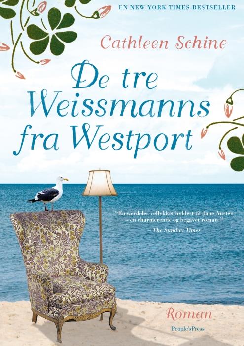 De tre Weissmanns fra Westport (E-bog)
