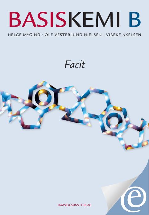 helge mygind – Basiskemi b. facit (e-bog) på bogreolen.dk
