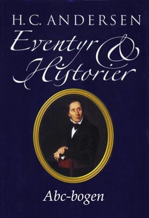 h.c. andersen – Abc-bogen (e-bog) på bogreolen.dk