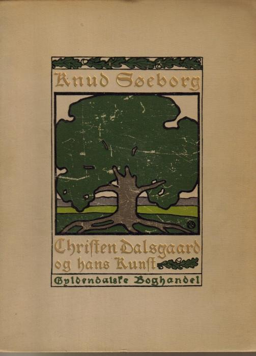 christen dalsgaard og hans kunst (e-bog) fra knud søeborg