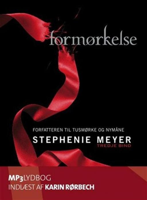 stephenie meyer Formørkelse (lydbog) på bogreolen.dk