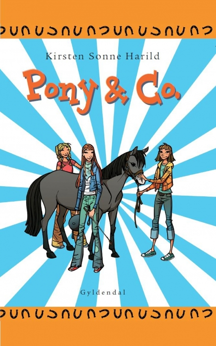 kirsten sonne harild – Pony & co.1 (e-bog) på bogreolen.dk