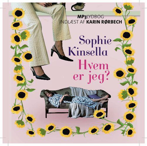 sophie kinsella Hvem er jeg? (lydbog) fra bogreolen.dk