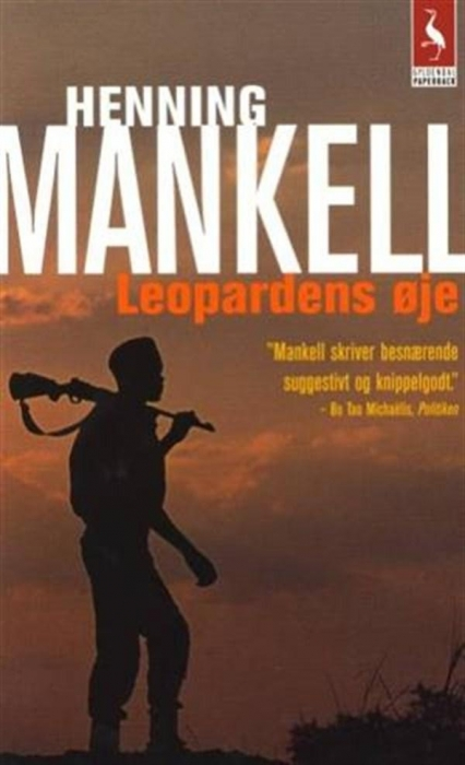 henning mankell Leopardens øje (lydbog) fra bogreolen.dk
