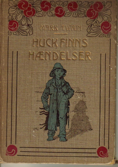 Huck finns hændelser (e-bog) fra mark twain på bogreolen.dk