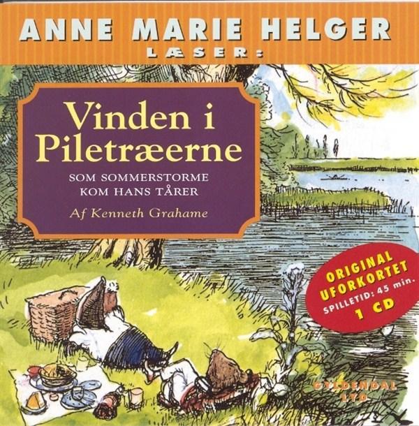 Vinden i piletræerne 8 - (lydbog) fra kenneth grahame fra bogreolen.dk