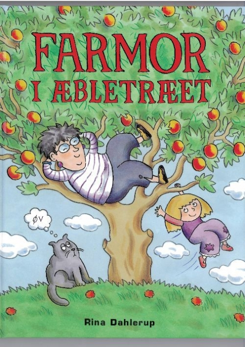 rina dahlerup Farmor i æbletræet (e-bog) fra bogreolen.dk