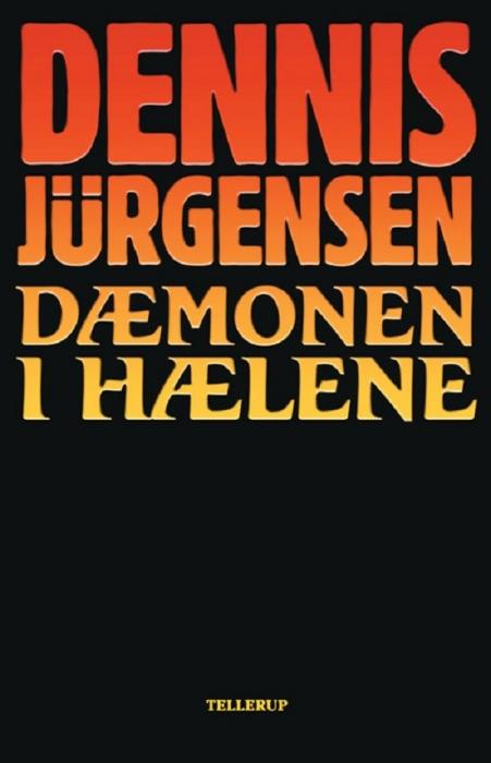 dennis jürgensen – Dæmonen i hælene (lydbog) fra bogreolen.dk