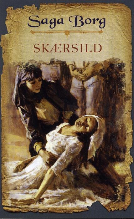 saga borg Skærsild (e-bog) fra bogreolen.dk