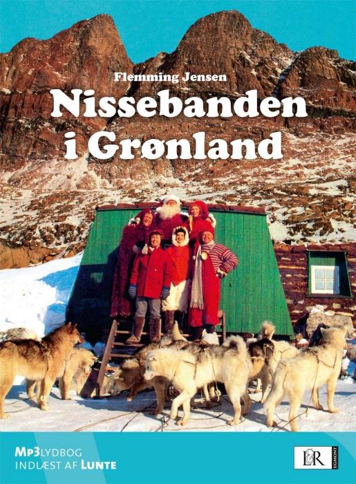 Nissebanden i grønland (lydbog) fra flemming jensen på bogreolen.dk