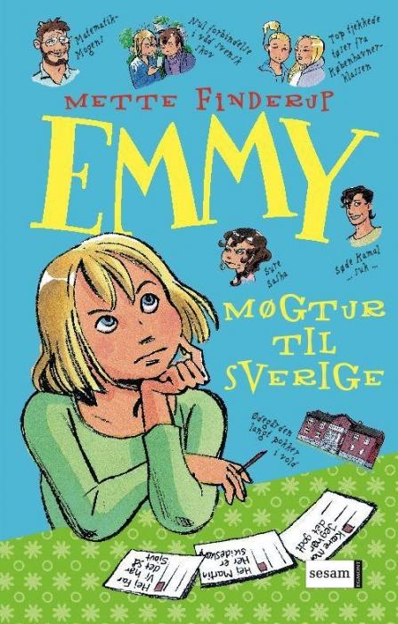 mette finderup – Emmy 2 - møgtur til sverige (lydbog) fra bogreolen.dk