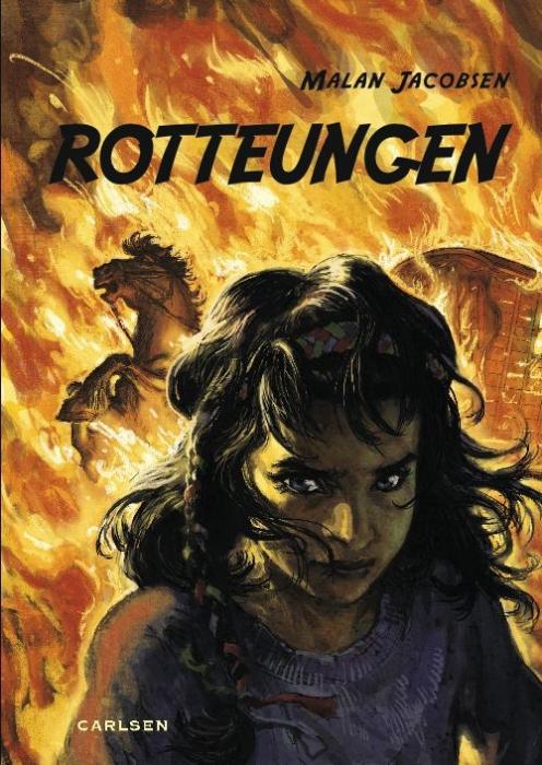Rotteungen (e-bog) fra malan jacobsen fra bogreolen.dk