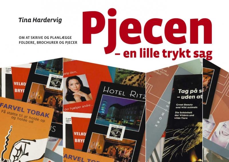 pjecen – en lille trykt sag (e-bog) fra tina hardervig