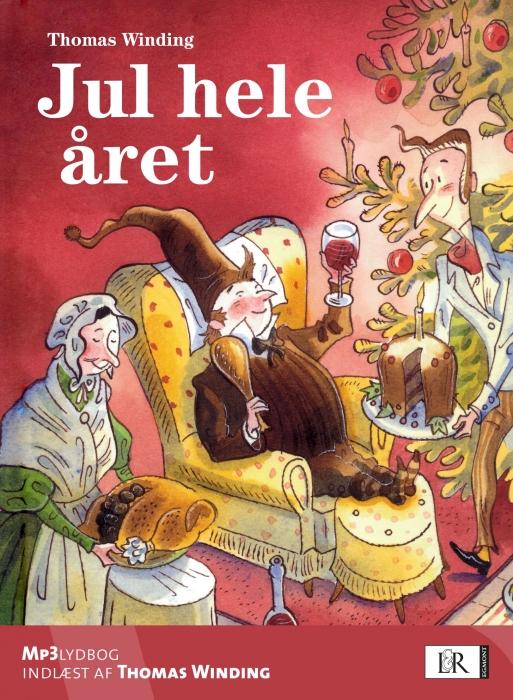 thomas winding Jul hele året (lydbog) fra bogreolen.dk