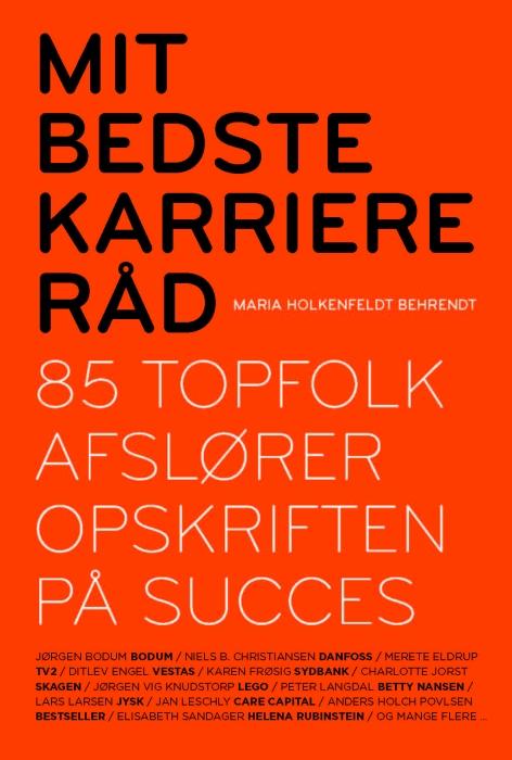 Mit bedste karriereråd (E-bog)