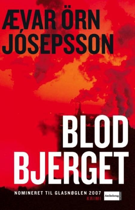 ævar ã–rn jósepsson – Blodbjerget (e-bog) på bogreolen.dk