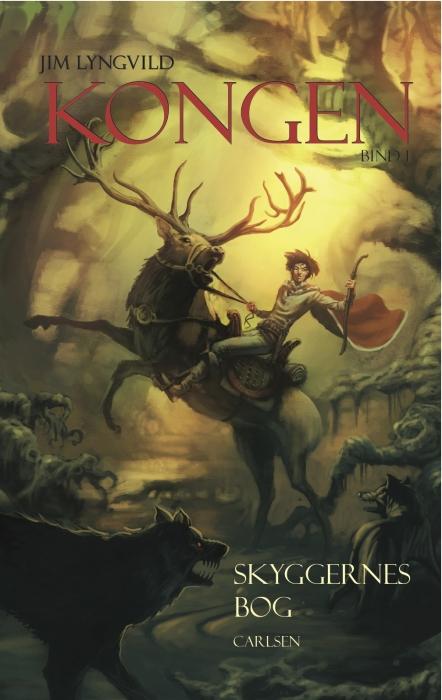 jim lyngvild Kongen  - skyggernes bog (1) (e-bog) fra bogreolen.dk