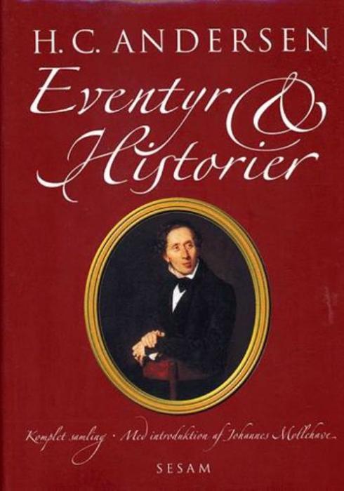 h.c. andersen – H.c. andersen: eventyr og historier (e-bog) på bogreolen.dk