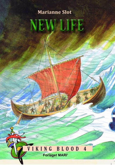 marianne slot Viking blood 4 (e-bog) fra bogreolen.dk