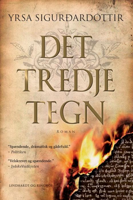 yrsa sigurdardottir – Det tredje tegn (e-bog) på bogreolen.dk