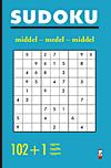 c. straaberg – Sudoku - middel (e-bog) på tales.dk