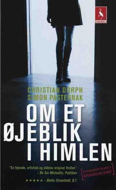 simon pasternak Om et øjeblik i himlen (lydbog) fra bogreolen.dk