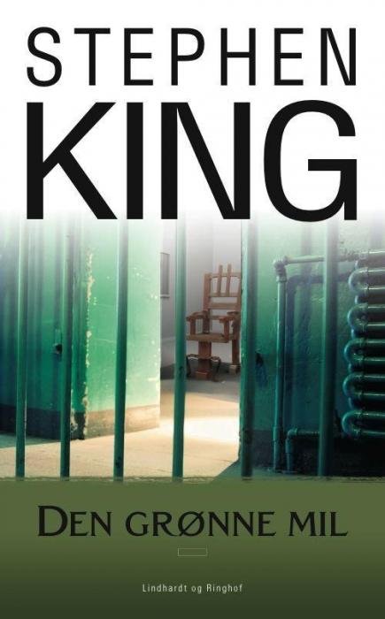 stephen king Den grønne mil (lydbog) på bogreolen.dk