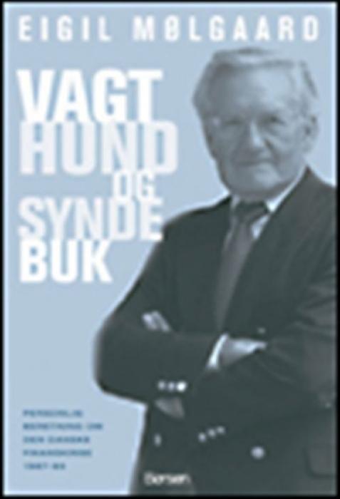 Vagthund og syndebuk (e-bog) fra eigil mølgaard på bogreolen.dk