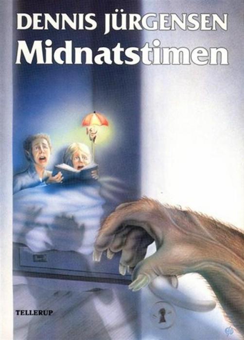 dennis jürgensen Midnatstimen (lydbog) på bogreolen.dk