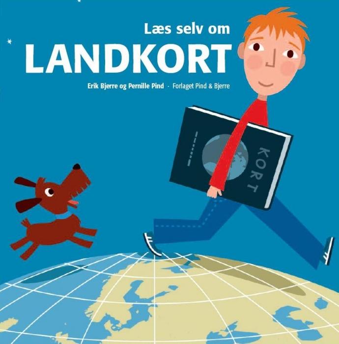 pernille pind – Læs selv om landkort (e-bog) fra bogreolen.dk