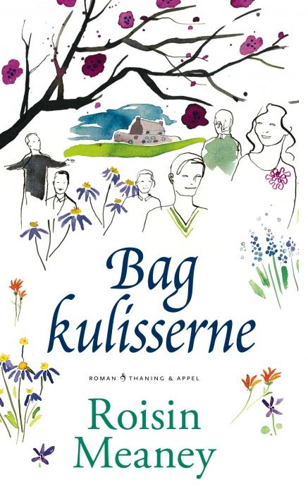 Bag kulisserne (e-bog) fra roisin meaney fra bogreolen.dk