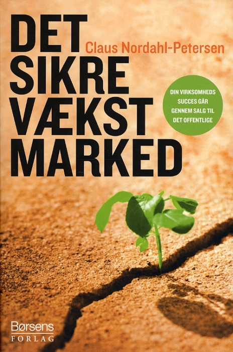 claus nordahl-petersen Det sikre vækstmarked (e-bog) på bogreolen.dk