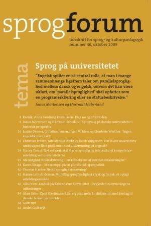 karen lund – Sprog på universitetet (e-bog) på bogreolen.dk