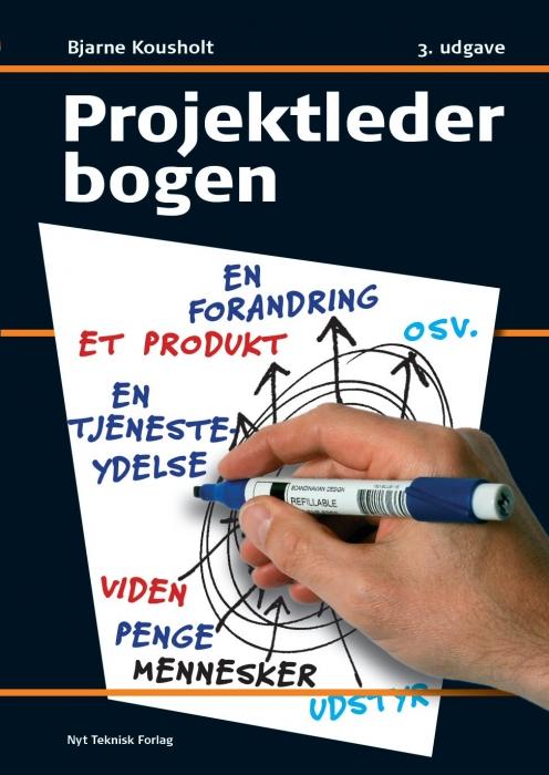 bjarne kousholt Projektlederbogen (e-bog) på bogreolen.dk