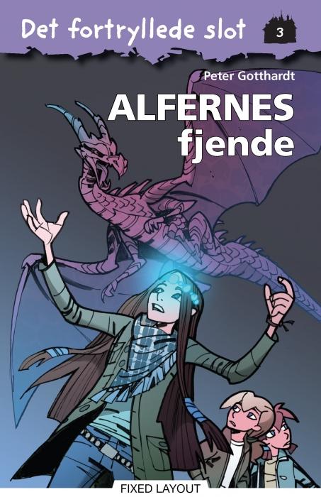 Det fortryllede slot 3: Alfernes fjende (E-bog)