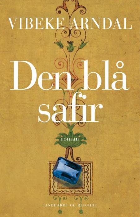 Den blå safir (e-bog) fra vibeke arndal fra bogreolen.dk