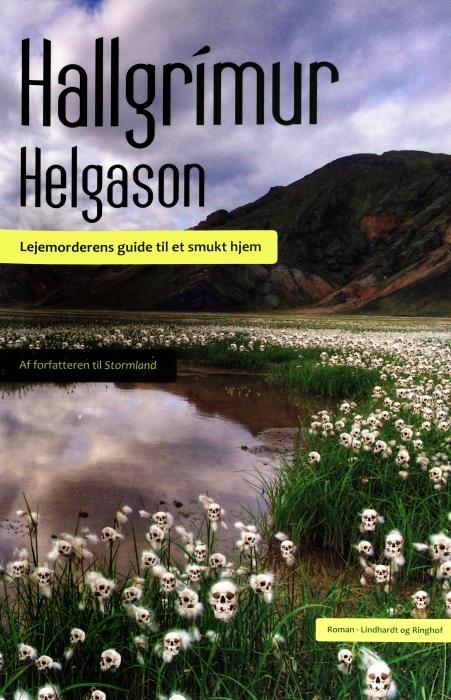 Billede af Hallgrímur Helgason, Lejemorderens guide til et smukt hjem (E-bog)
