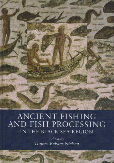 Image of   Ancient Fishing and Fish Processing in the Black Sea Region (E-bog)