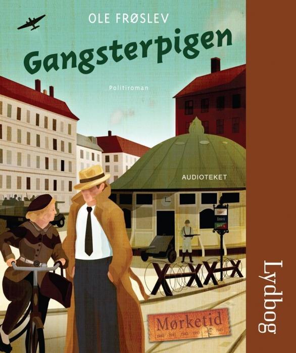 Mørketid 6 - gangsterpigen (lydbog) fra ole frøslev på bogreolen.dk