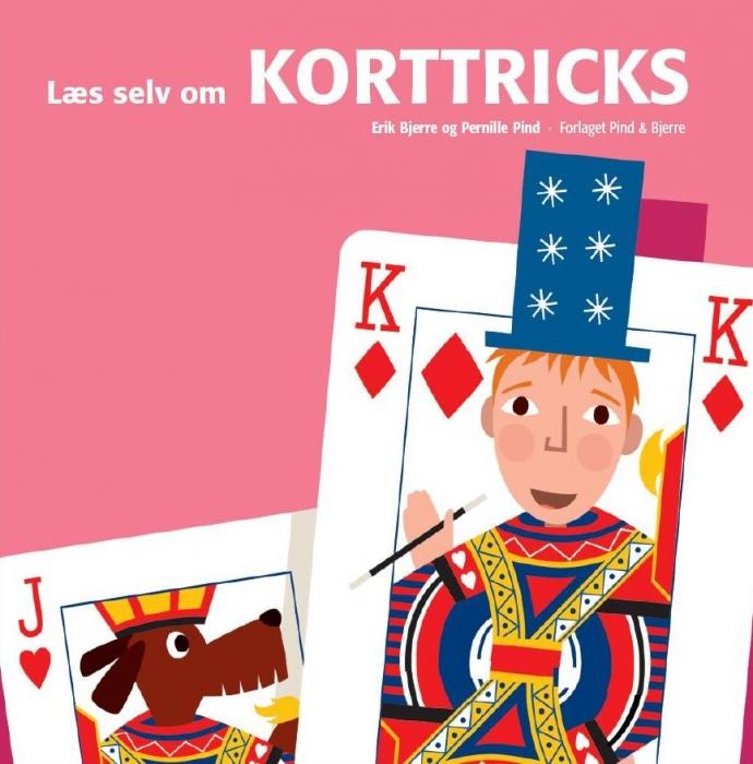 pernille pind Læs selv om korttricks (e-bog) på bogreolen.dk