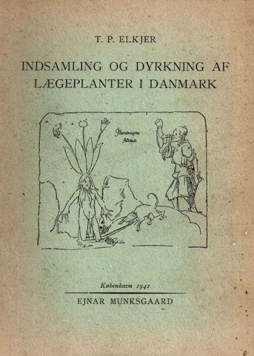 t. p. elkjer – Lægeurter i danmark (e-bog) på tales.dk