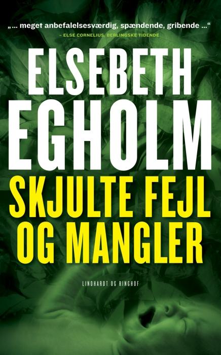 skjulte fejl og mangler (e-bog) fra elsebeth egholm