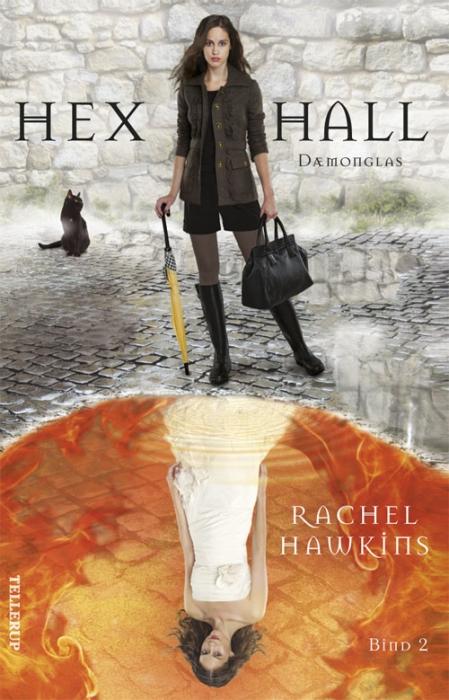 rachel hawkins Hex hall #2: dæmonglas (e-bog) på bogreolen.dk