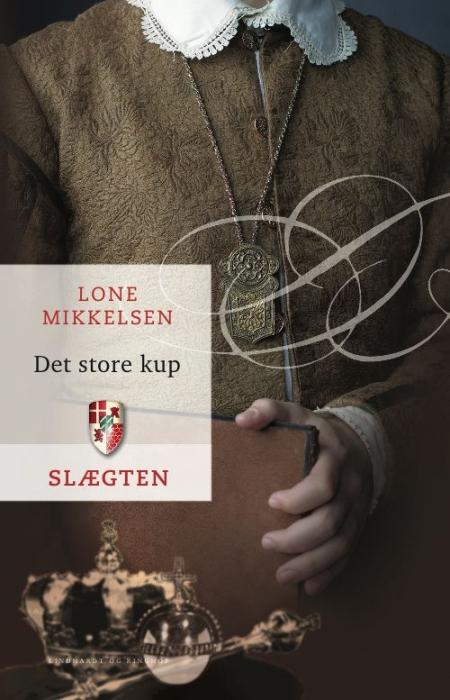 lone mikkelsen – Slægten 13: det store kup (e-bog) på bogreolen.dk