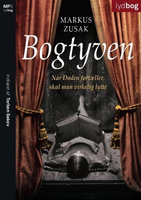 Bogtyven (lydbog) fra markus zusak fra bogreolen.dk