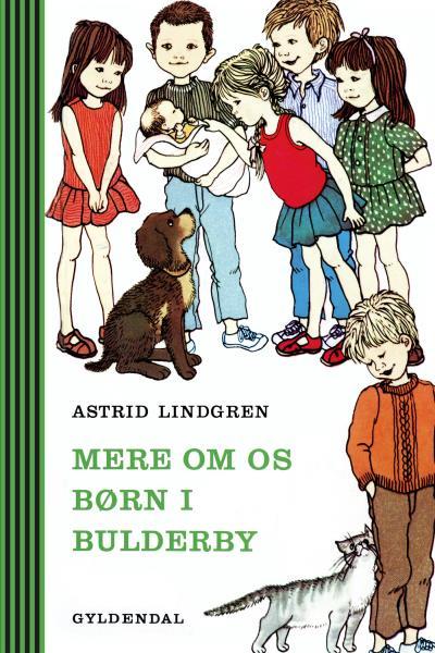 Mere om os børn i bulderby (lydbog) fra astrid lindgren på bogreolen.dk