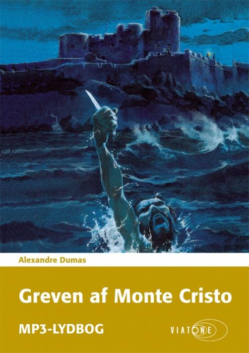 alexandre dumas Greven af monte cristo (lydbog) på bogreolen.dk