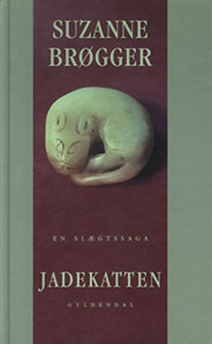 suzanne brøgger – Jadekatten. en slægtssaga (lydbog) fra bogreolen.dk