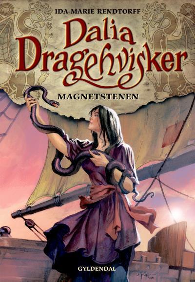 ida-marie rendtorff Dalia dragehvisker 2 - magnetstenen (lydbog) på bogreolen.dk